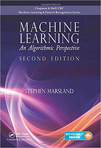 Machine Learning - An Algorithmic Perspective