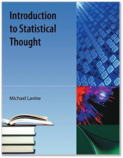 Introduction to Statistical Throught