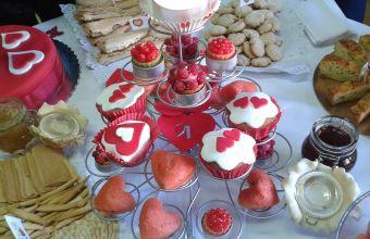 San Valentino, dolci cup cakes per festeggiare