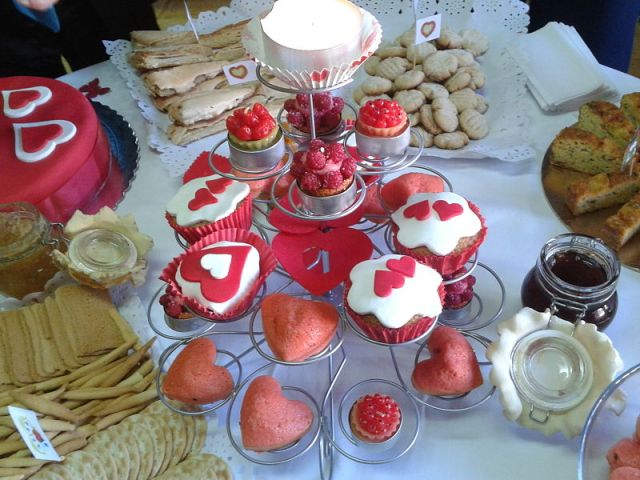 san valentino cup cakes