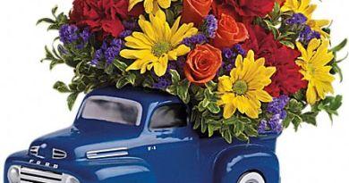 san valentino fiori per un uomo