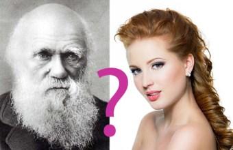 Charles Darwin e la Bellezza Femminile