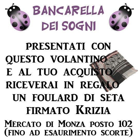 La Bancarella dei Sogni Monza