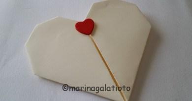 Cuore: origami per San Valentino