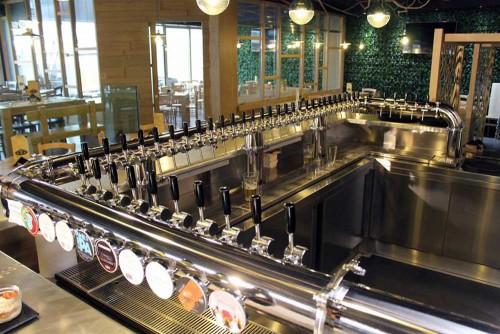The kitchen beer restaurant