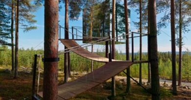 7 Hotels in cui Dormire Assolutamente; Travel Blog