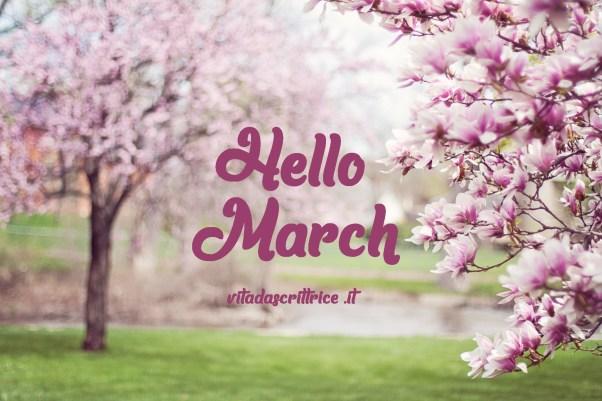 benvenuto marzo
