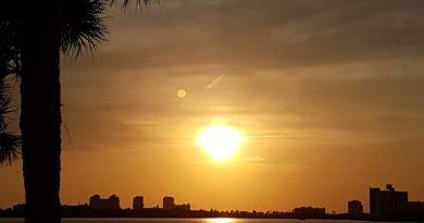 le più belle albe e tramonti del 2020