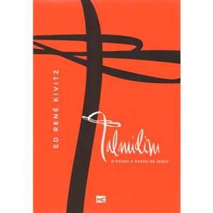 Capa Talmidim: passo a passo de Jesus.