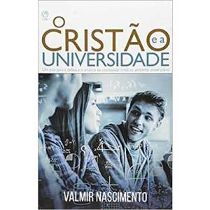 Capa do Livro O Cristão e a Universidade