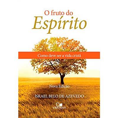 Capa do livro O Fruto do Espírito