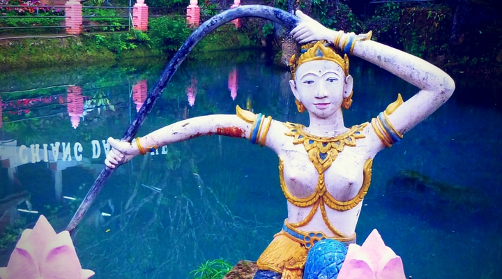 Chiang Dao Cave History And Legends