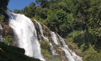 Doi Inthanon Vachirathan Waterfall things to do