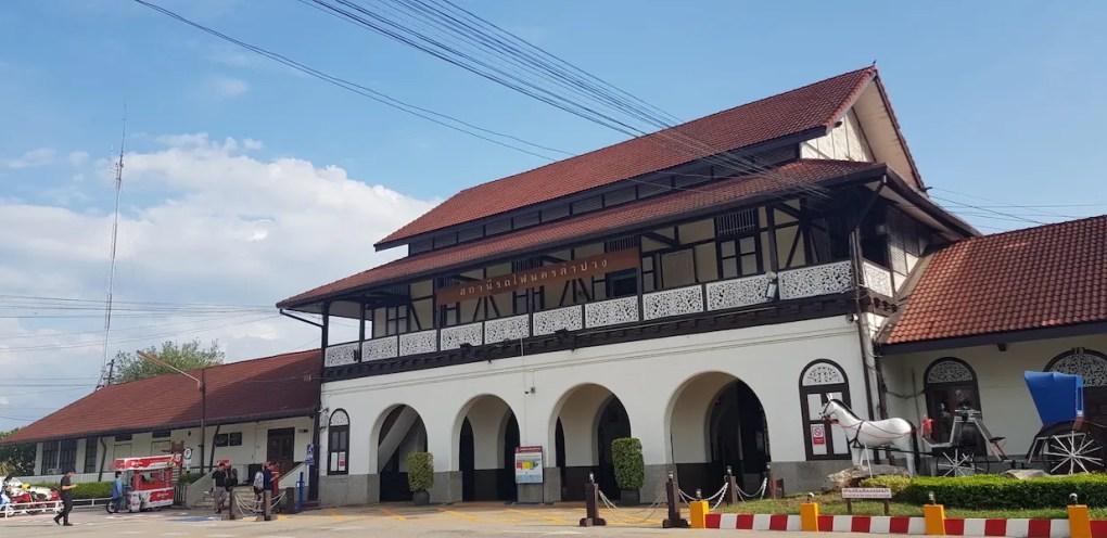 Nice old railway station