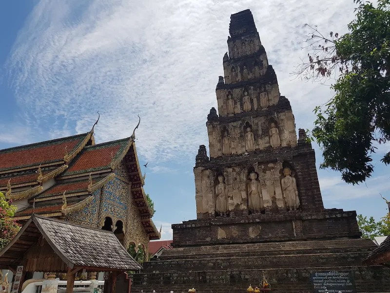 Old chedi and temple Things to do in Lamphun