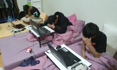 8 เว็บพนันออนไลน์เครือข่าย UFA เงินหมุนเวียนกว่า 5 พันล้านบาทจับที่เชียงราย