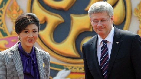 Canada, Thailand on path to Free-Trade Agreement