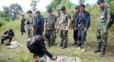 ChiangRai Rangers Kill 4 in Clash with Drug Couriers