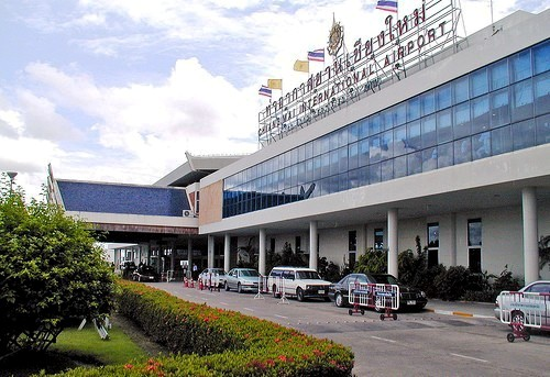 The airport was working with Chiang Mai Airport Transport Co to help reduce passenger congestion