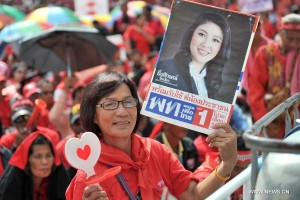 Thailand's Pro-Government Red Shirts Ready to 'Fight' Coup Attempts