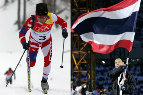 Nagvajara, who grew up in Thailand and didn't see snow until his freshman year at Northeastern University, participated in the Salt Lake City and Torino games as a cross-country skier. - See more at: http://drexel.edu/now/features/archive/2014/February/Winter-Olympian/#sthash.8Zw25TKb.dpuf