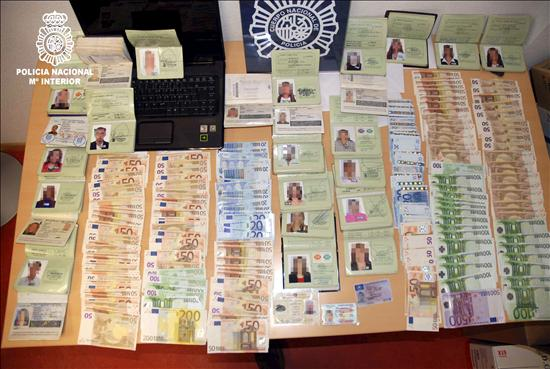 Thai authorities struggle to track thousands of lost or stolen passports each year.