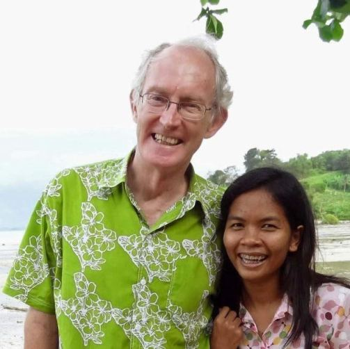 Australian National Alan Morison and Thai National Chutima Sidasathian