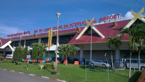 Mae Fah Luang–Chiang Rai International Airport is located in the city of Chiang Rai in northern Thailand. The airport is located about 10 km from the city centre.