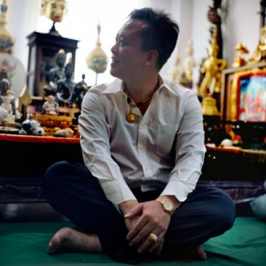Warin Buawiratlert Thailand's most influential fortune-teller lives in a large and luxurious compound on the outskirts of Chang Mai - See more at: http://blogs.channel4.com/world-news-blog/thailand-how-fortune-tellers-predicted-coup/27563#sthash.hrpSuhPg.dpuf