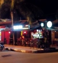 99 Beer Bar on Chaweng Beach