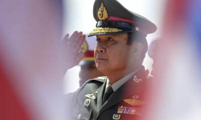 General Prayuth says the Military Will Not Abandon the People