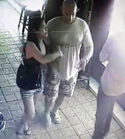 Police Believe Hato Mussi,is man in CCTV Footage
