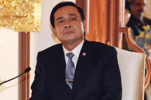 Thailand's Prime Minister and Chairman of  National Council for Peace and Order Gen.Prayuth Chan-ocha