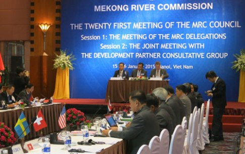 Mekong River Commission outlines course of action for 2015