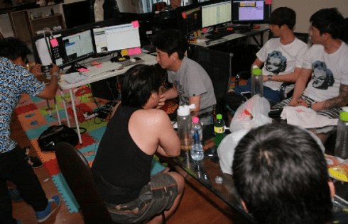 South Korean Online Gambling Ring Busted,  Six Senior Police Officers Transferred
