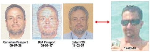 Passport photos of Christopher Hobbs bear a resemblance to paedophile Steven Strike, right. Please credit and share this article with others using this link:http://www.bangkokpost.com/news/special-reports/725692/child-sex-case-dropped-but-a-life-still-left-in-ruins. View our policies at http://goo.gl/9HgTd and http://goo.gl/ou6Ip. © Post Publishing PCL. All rights reserved.