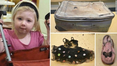 DNA from toddler Khandalyce Kiara Pearce allowed authorities to match it to the body of her mother Karlie Jade Pearce-Stevenson, whose body was found in 2010 in a New South Wales fores