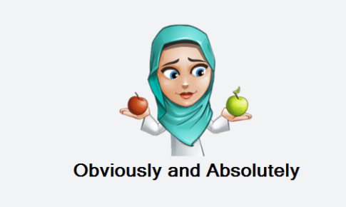 Difference-Between-Arabian-girl-with-apples-contrast-separating