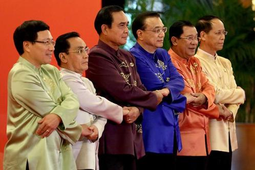 Thailand Stresses Fair Use of Water in Mekong Summit