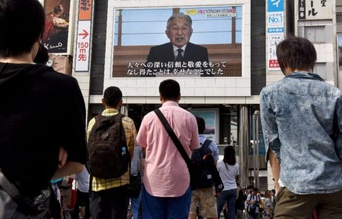 Emperor Akihito says his advancing age and weakening health mean he may no longer be able to carry out his duties, setting the stage for Japan to prepare for an historic abdication.