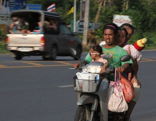 Road Safety in Thailand Should be a Permanent National Agenda