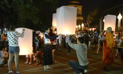 Strict Safety Measures Being Put in Place for This Years Loy Krathong