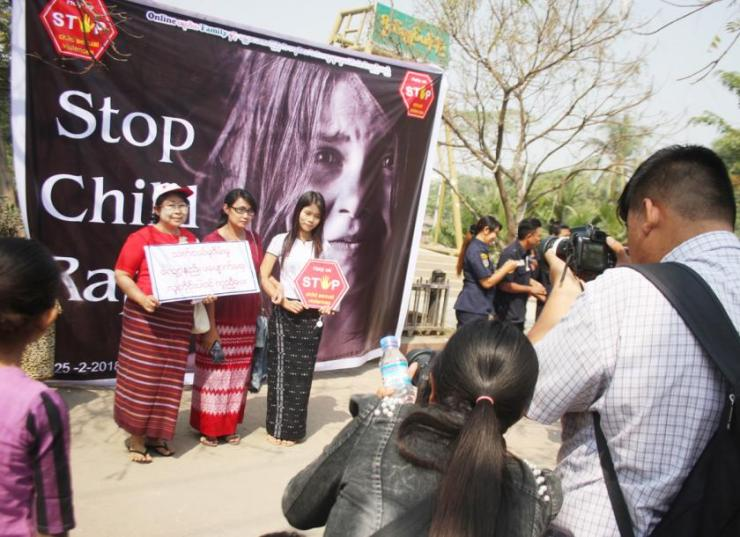 Myanmar's Lawmaker Strike Down Proposal to Impose Death Penalty on Child Rapists