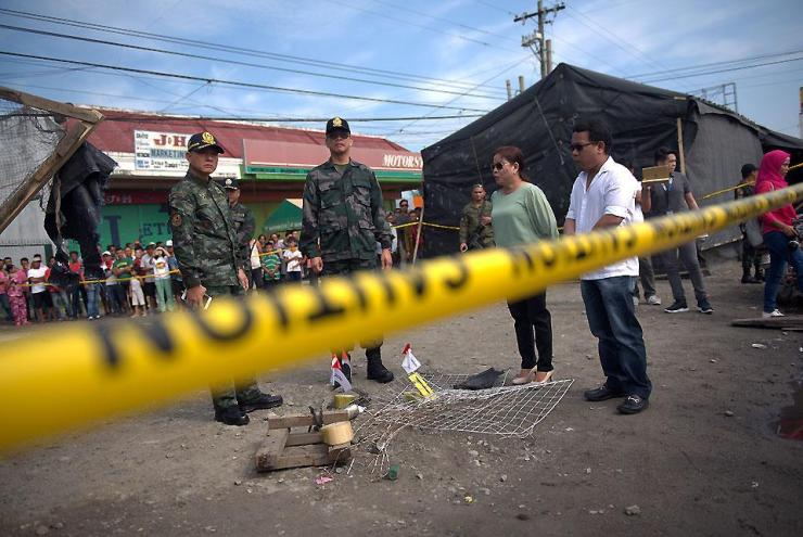 Criminal Charges Filed Against 43 Muslim Militants in Southern Philippines