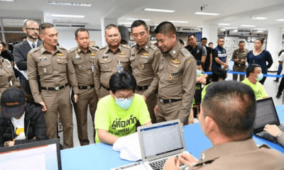 South Korean Woman Fined for Slapping Airport Security Officer at Suvarnabhumi Airport