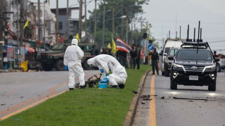 Emergency Decree Extended in Thailand's Deep South after Insurgent Bombings