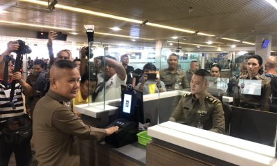 Belgian Journalist Detained, Warned Against Interview With Thai Activist