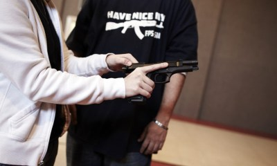 Sixteen Teachers Take Up Arms Training in Ellis County, Texas