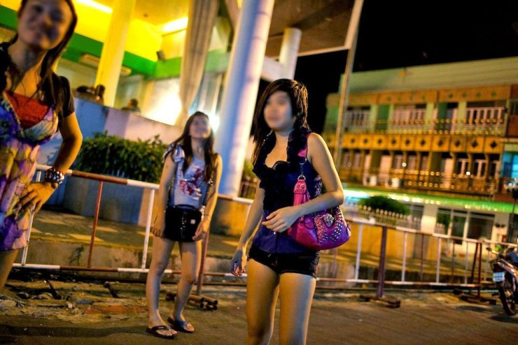 Even Bombings Can't Threaten the Sex Trade in Thailand's Deep South