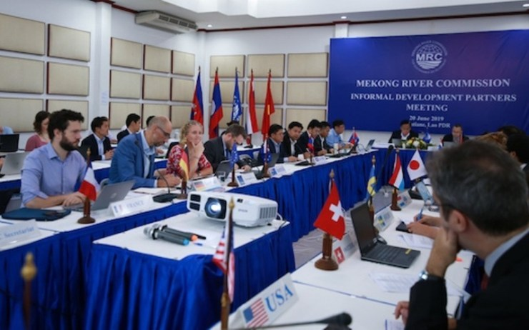 Mekong People's Network Takes on China Over Mekong River